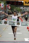 Jeffrey Eggleston at 2011 Dick's Sporting Goods Pittsburgh Marathon