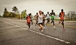 Jeffrey Eggleston at Grandma's Marathon