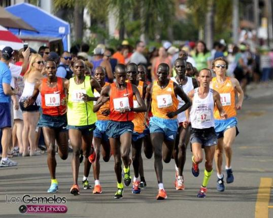 2015 Medio Maratón San Blas