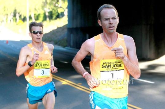 2014 San Jose Rock n Roll Half Marathon