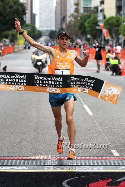 2014 Los Angeles Rock n' Roll Half Marathon