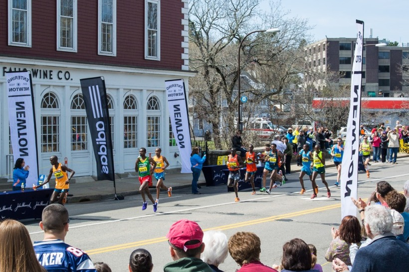 Boston Marathon Chase Pack